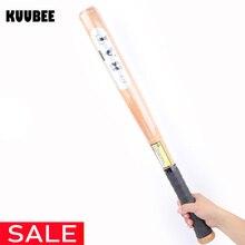 Деревянная Бейсбольная Бита 53 см 63 см 73 см 83 см крутого деревянный Бейсбол летучих мышей