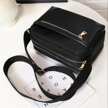 Новая Водонепроницаемая женская сумка из ткани Оксфорд, нейлоновая сумка на одно плечо для отдыха, Женская деловая сумка для путешествий, горячая сумка для мамы