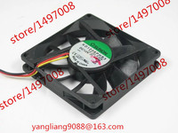 SUNON KD1208PHB1 13.(2).F.GN DC 12V 1.2W 80x80x15mm Server Cooler Fan