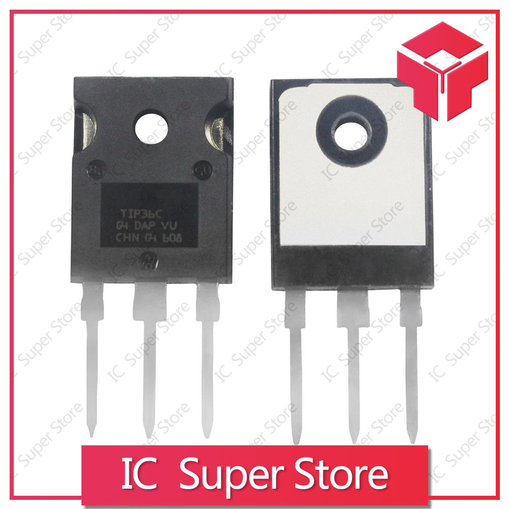 10pcs Lot Tda2050 2050 Tda To220 2050a Best Quality In Integrated Tda2030av Circuit Tip36c Tip36 36c 25a 100v To 247 Tip35c Tip35 35c Transistor New