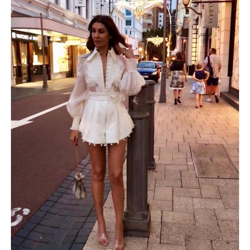 SE Women 39 s Fashion Runway Summer Elegant Shorts Ladies Casual Embroidery Printed Shorts Comfort Hight Quality Vestidos in Shorts from Women 39 s Clothing