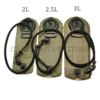 Tactical 2L Bicycle Bike Small Mouth Sports Water Bag Bladder Hydration Tactical Water Bag