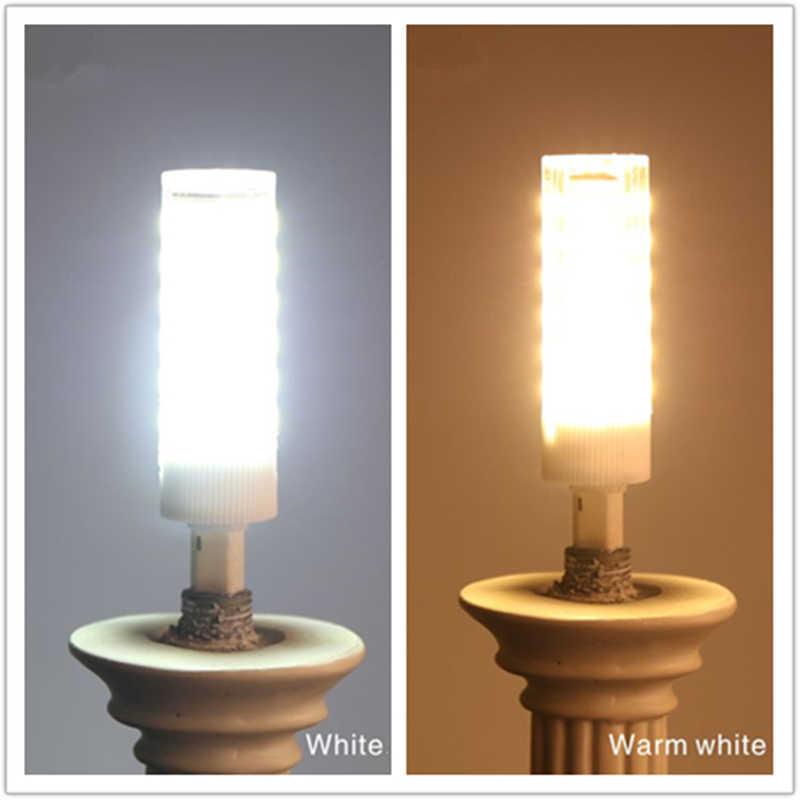 LARZI G4 LED Lamp AC 220V Mini Lampada LED Bulb G4 2835SMD 3W 4W 5W 7W Lights Replace 20W 30W 40W 50W Halogen G4 Spotlight
