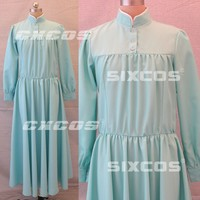 Game Anime Howl's Moving Castle Sophie Hattle Cosplay Costume Halloween Uniform Party Dress