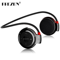 2016 Newest Mini 503 Sport Bluetooth Wireless Headphones Music Stereo Earphones Micro SD Card Slot FM
