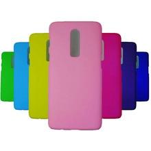 Phone Case sFor Fundas One plus 6 case For Coque One Plus 5T Case For One Plus 5 Cover Candy Color Hard PC plastic phone Cases все цены