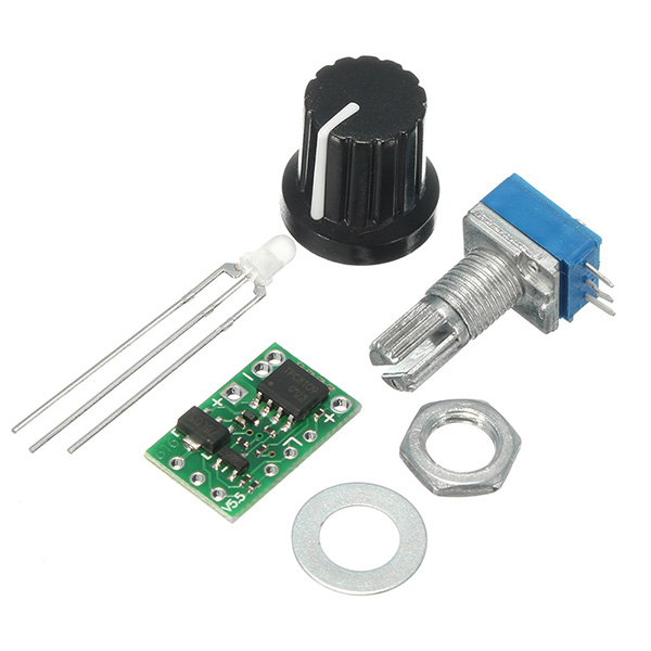 616dev V5.5 DC 12-24V Mini Temperature Control Board LED DIY For T12 Soldering Iron Station