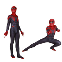Spider Man: Far From Home Peter Parker Ultimate Spiderman Cosplay Costumes Fancy Ball Party Zentai Jumpsuits Halloween Bodysuit