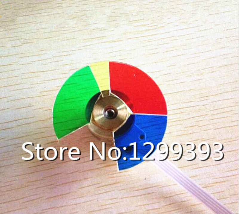 Projector Color Wheel for  BEN.Q PB6245  Free shipping projector color wheel for optoma hd220 free shipping