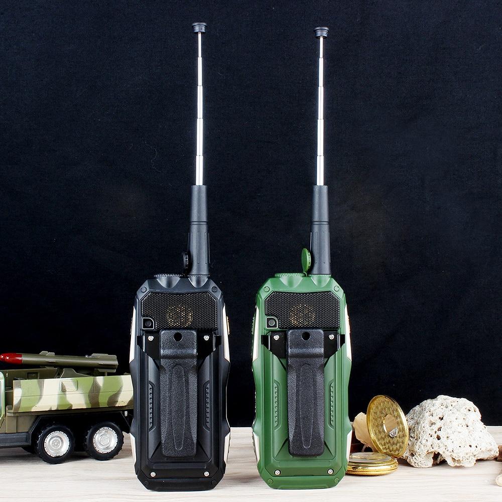 Celular móvil con UHF Walkie Talkie inalámbrico con presilla para - Teléfonos móviles - foto 2