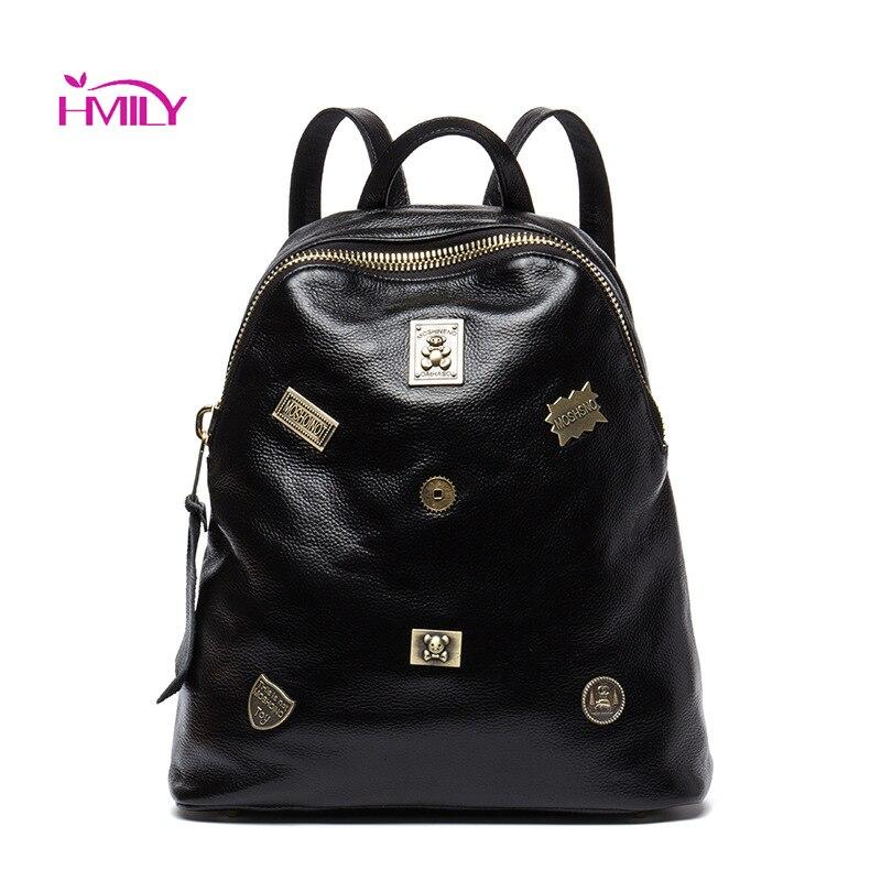 Mode Hmily Personnalisés Métal Dos black 2018 Style Nouveau À Vague De Small Dames Cuir Sac Black Accessoire Sacs Femmes En Coréen Cachet Bigger rnrZ7g