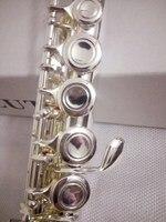 Высококачественная японская флейта 211SL музыкальный инструмент флейта 16 над C мелодия и электронный ключ музыка флейты профессиональная бес