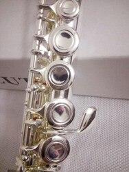 Alta qualidade Japão 211SL flauta instrumento musical Flauta 16 sobre C Sintonia e E-Chave Flauta profissional de música Livre grátis