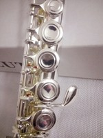 High Quality Flute YFL 211SL Musical Instrument Flute 16 Over C Tune And E Key Flute