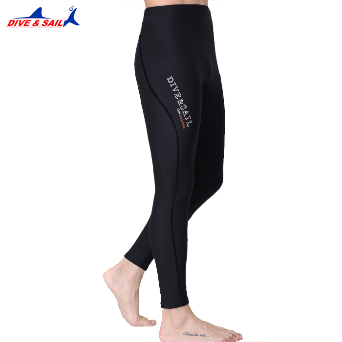DIVE & SAIL 3MM Neoprene diving pants Winter swimming  diving rowing sailing and surfing  warm пляж на самуи