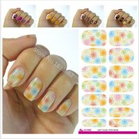 Art Nails Accessories Own Nail Design Minx Nail Sticker Styling Tools Water Transfer Nail Sticker Manicure