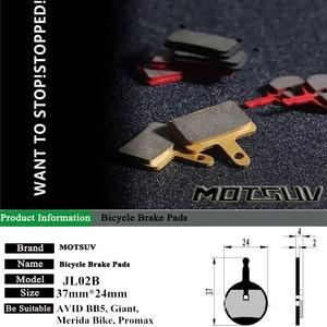 Керамические дисковые тормоза для велосипеда, тянущиеся дисковые тормоза AVID BB5, Giant, Merida Bike, Promax Bike, дисковые части тормозных колодок