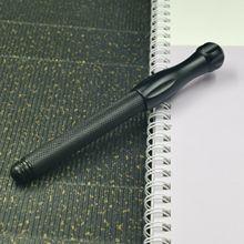 Fuliwen 019 pluma de Metal giratoria para molino de viento, bolígrafo de tinta de aluminio, plumín medio húmedo, papelería, suministros escolares, regalo de escritura