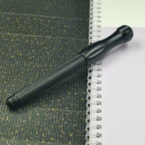 Image 1 - Fuliwen 019 wiatrak metalowe wieczne pióro obrotowe aluminiowe pióro atramentowe średnie mokre stalówka biurowe biurowe szkolne prezent do pisania