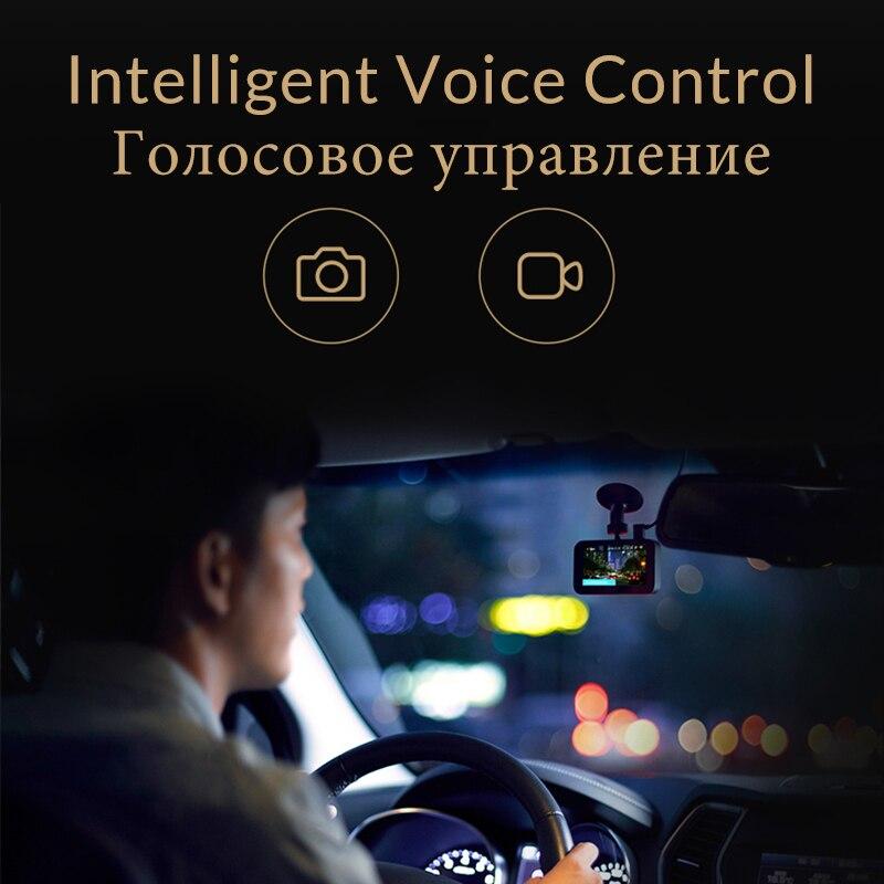 Xiaomi Mijia Smart Car DVR Camera WIFI 1080P HD Night Vision Dash Cam Voice Control Driving Video Recorder 140 Degree Wide Angle - 3