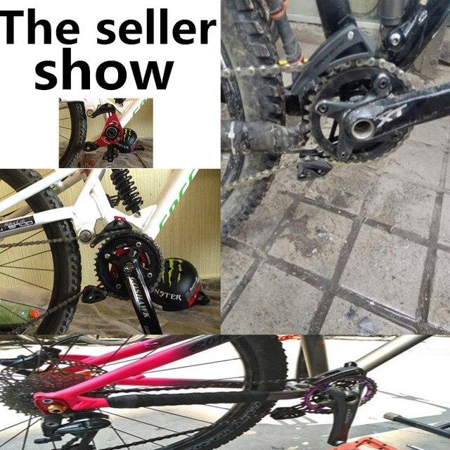Aoperate MTB Kette Guide System DH downhill-bike fahrrad kette guide Kette Drop Catcher fahrrad teil fahrrad kette protector