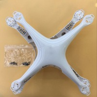 For DJI Phantom 4 PRO Drone Upper Shell Middle Shell Cover Case For Phantom4 PRO P4P