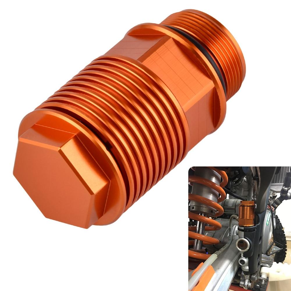 Rear Brake Reservoir Extender / Cap For KTM 125 150 200 250 300 350 400 450 525 530 540 SXS SX SXF EXC XC XCF XCW SMR 2004-2019