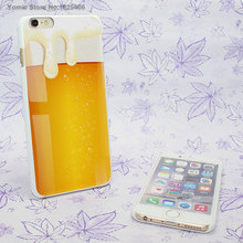 Summer Beer case for iPhone 7 7Plus 6 6s Plus SE 5 5s 5c