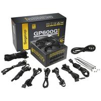 NEW Segotep 500W GP600G Full Modular ATX PC Computer Power Supply Gaming PSU 12V Active PFC