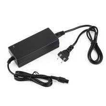 New Scooter Battery Charger Electric Bicycle Bike Motor Power Supply Ebike Batterie Chargers 100-240V AC 1.5A US Plug(China)