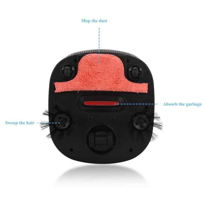 Умный автоматический подметальный робот Чистящая машина бытовой пылесос для пыли для бытовой офисной техники