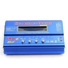 Хорошее качество imax B6 AC Lipro NiMh литий-ионный Ni-Cd RC Батарея баланс цифровой Зарядное устройство Мощность адаптер
