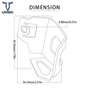 Image 5 - 오토바이 액세서리 리어 브레이크 유체 저수지 가드 보호 캡 커버 KTM 어드벤처 1290 2015 2016 보호 커버