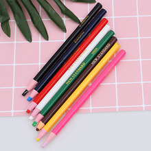 3PCS Peel off Marker Grease Pencil Colored Crayon Pen Paper Roll Wax Pencil For Metal Glass Fabric  Art Supplies