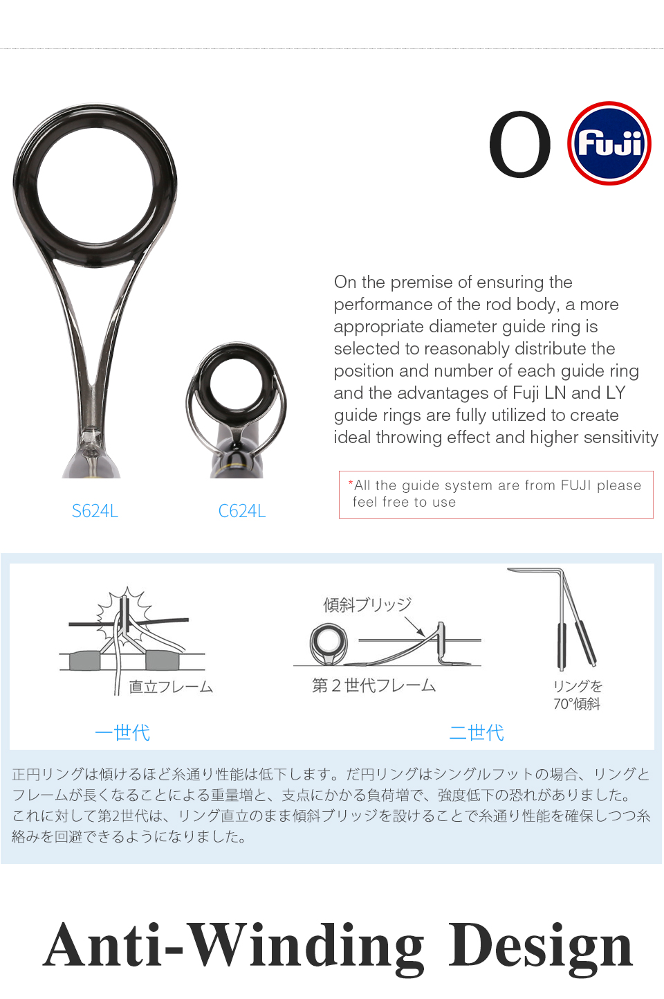 High Quality casting rod