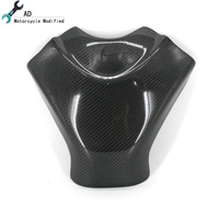 For Suzuki Gsxr 1000 K7 K8 Real Carbon 3D Gas Tank Pad Covers Protector Gsx r1000 2007 2008 Fuel Gas Motorcycle Accessories *