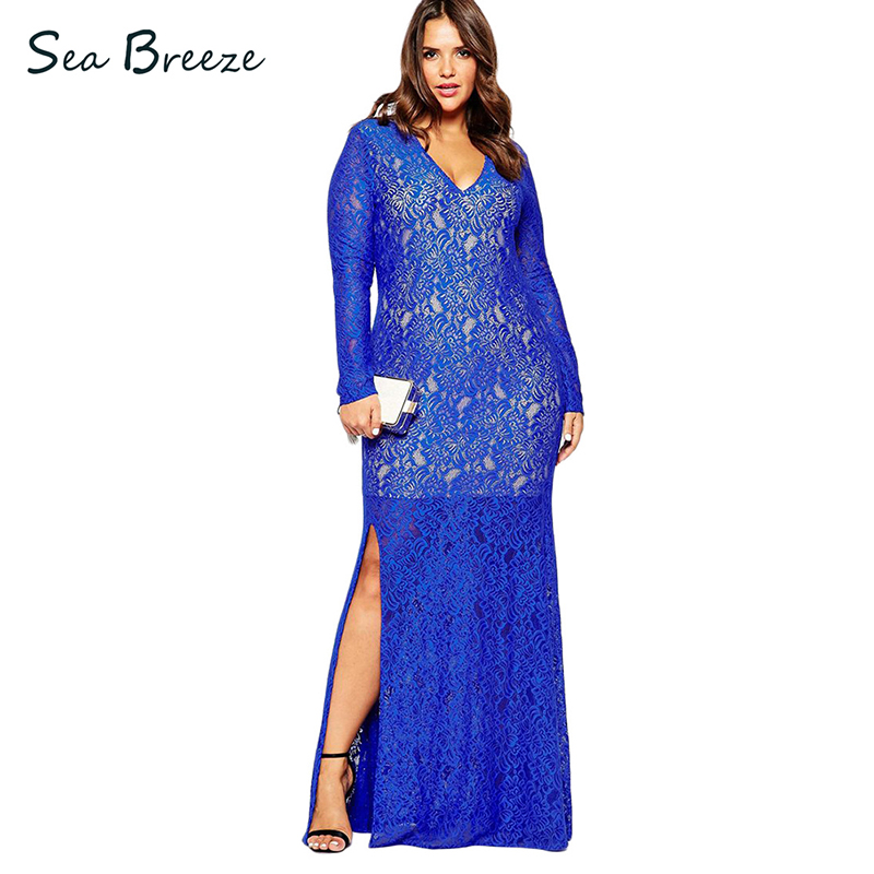 Sea Breeze Brand Summer Plus Size Women High Quality Sexy