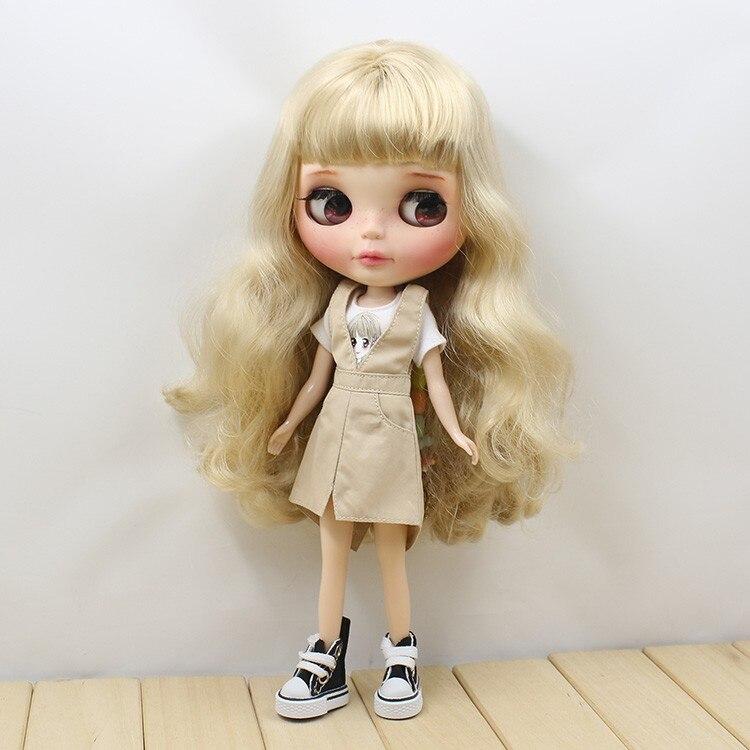 Neo Blythe Doll Apron Dress 4