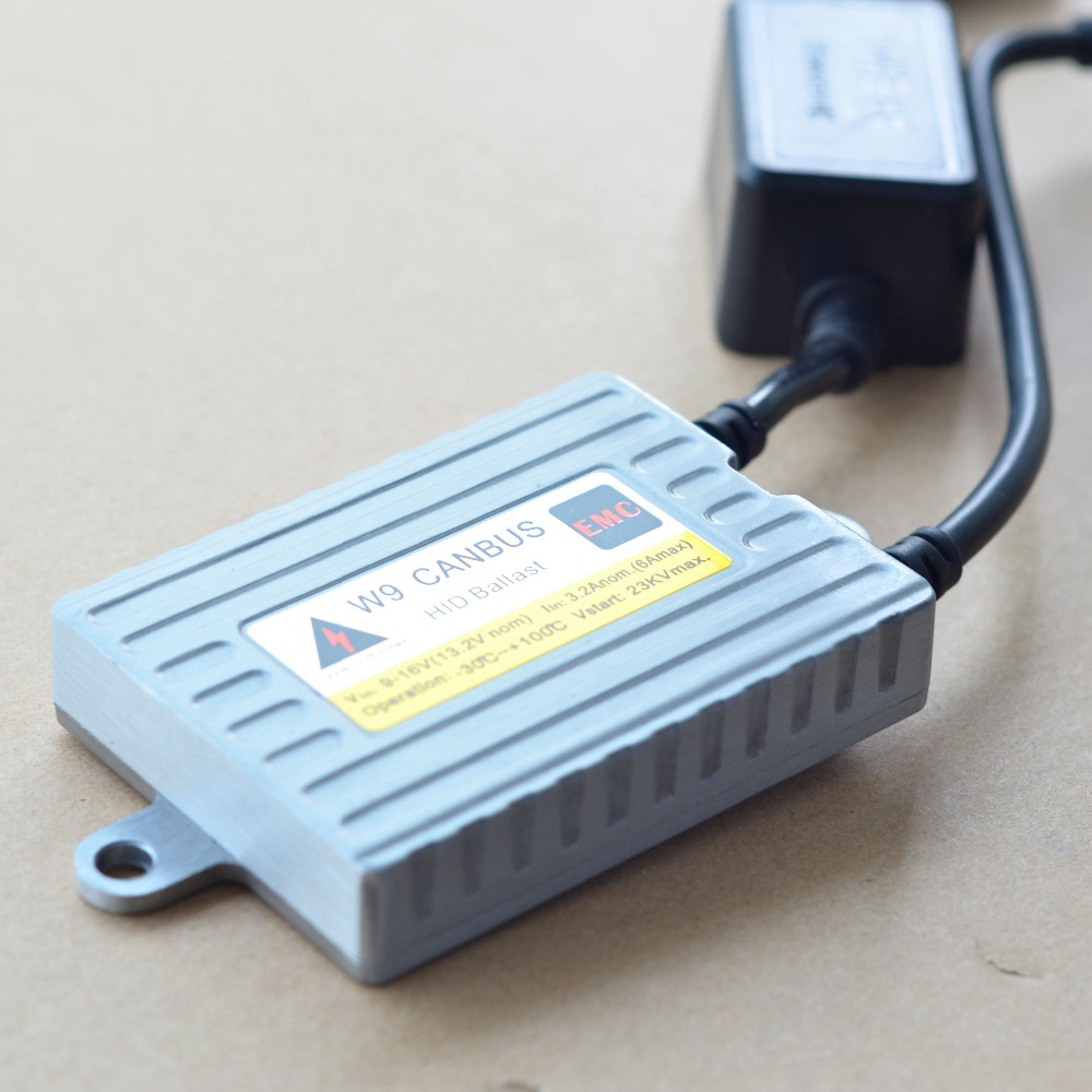 GZTOPHID New type Slim hid CANBUS xenon ballast 12V 35W best quality W9 for many cars' headlight alfred muller пиджак