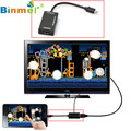 Binmer  Mini Micro USB 2.0 MHL To HDMI Cable HD 1080P For Samsung Galaxy note 2 Top Video Quality Sep 27 7*