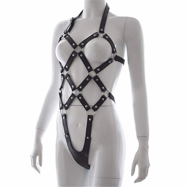 Garter Suspenders Harness Body Belts6