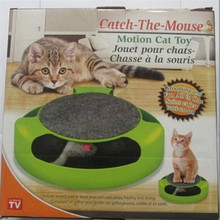 Pet Toy Cat Tray Interesting Rotating interactive toy Chihuahua Puppy Pet Products