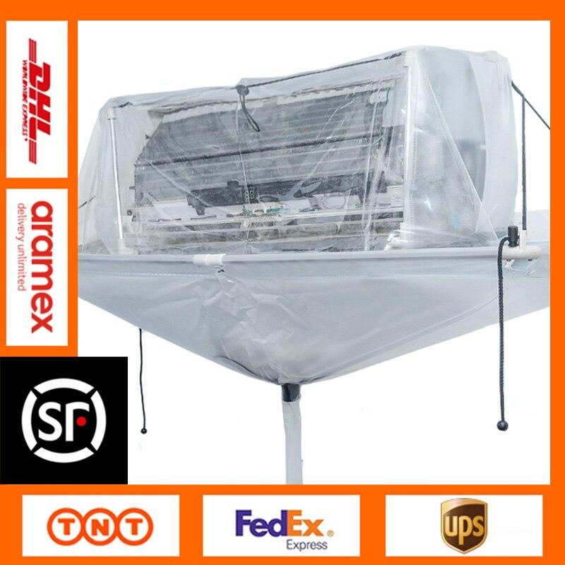 Split Type Chambre Climatiseur Nettoyage Laver la Couverture Plafond Mur Monté Climatisation Propre À Laver Outils LQ001