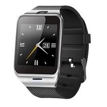 Smart Uhr Aplus GV18 Uhr Sync Notifier Unterstützung SIM-Karte Bluetooth Konnektivität Apple iPhone Android Telefon Smartwatch Uhr