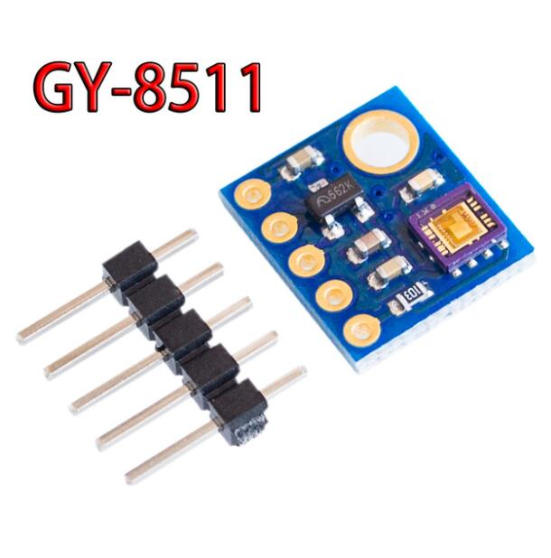 10 PCS LOT UV sensor module ML8511 output UV Sensor Breakout GY ML8511