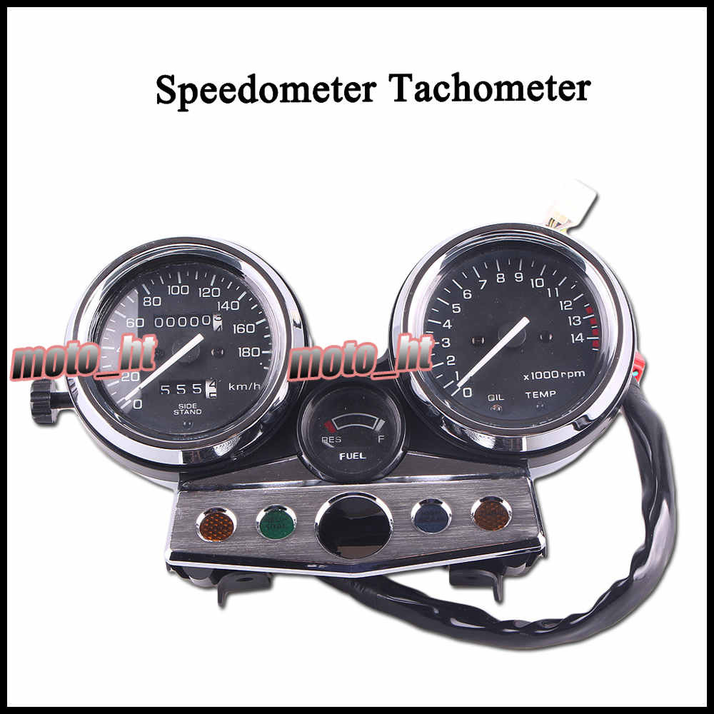 Speedometer Tachometer tacho gauge Instruments For HONDA CB 400SF 1995 1996 рубашка мужская dan jieshi dj192 2015