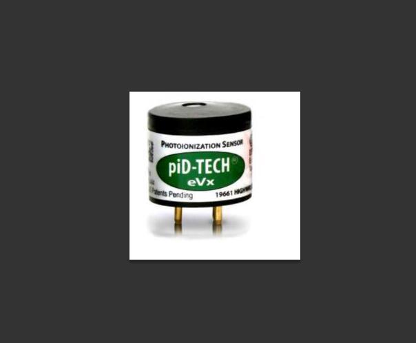 piD TECH eVx PID 10000 Baseline PID sensors