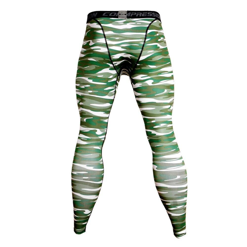 Fashion Camouflage Print Leggings