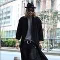 2016, лето, Новый Траншеи мужчины кардиган три четверти рукав плащ средней длины верхней одежды мода свободные длинные рубашки Солнцезащитный Крем одежда