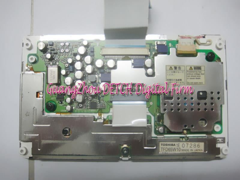 Industrial display LCD screen6.5-inch  TFD65W10 LCD screen lc150x01 sl01 lc150x01 sl 01 lcd display screens